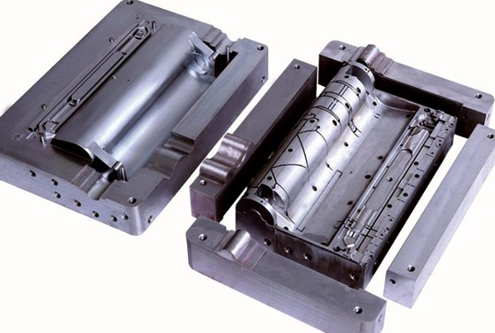 Rapid injection moulding