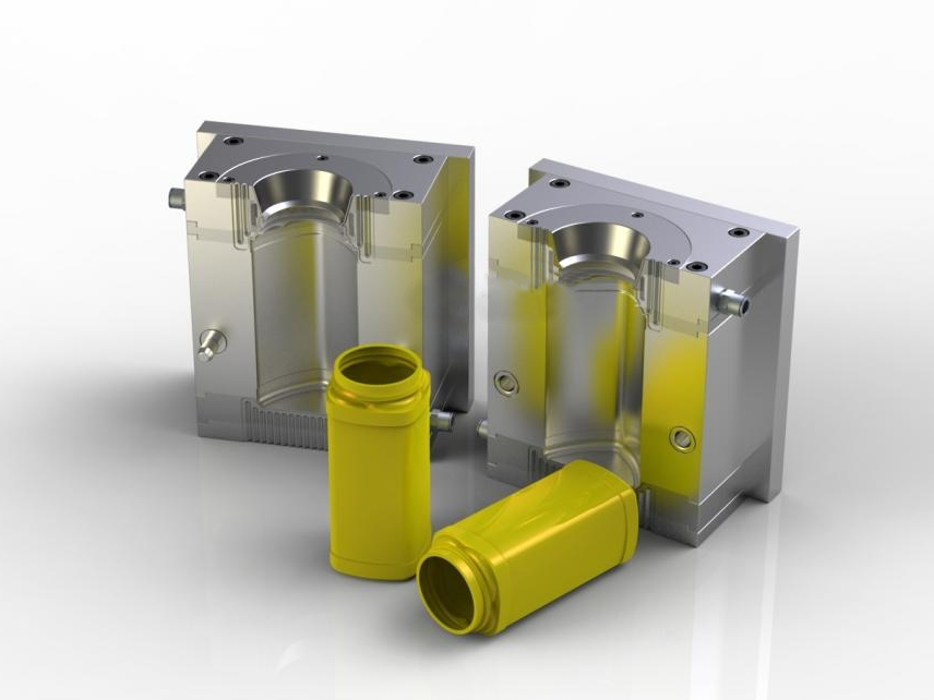 Rapied injection molding